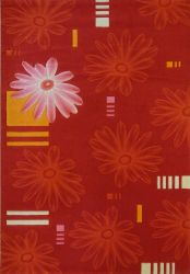 TUFTY TRENDY 053 RED