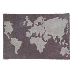 LORENA WORLD MAP 140*200