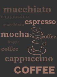 FLOORLUX 80*200 220 BLACK/COFFEE