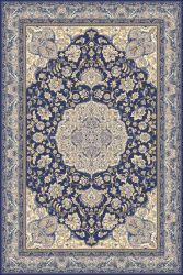 ISFAHAN HATHOR DARK BLUE