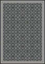 ISPHAHAN 160*230 84124 ANTHRACITE