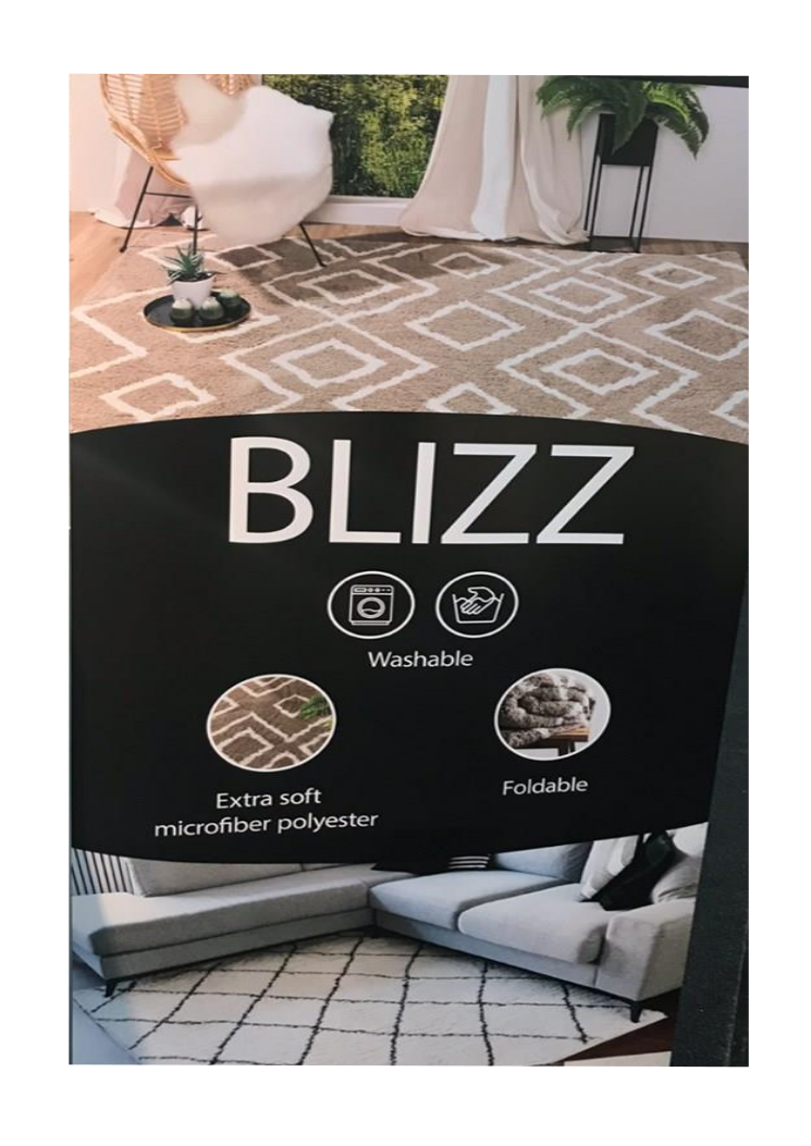 Blizz - pehmed, pestavad polüestervaibad